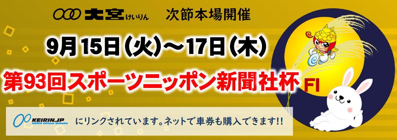 F1 スポーツニッポン新聞社杯