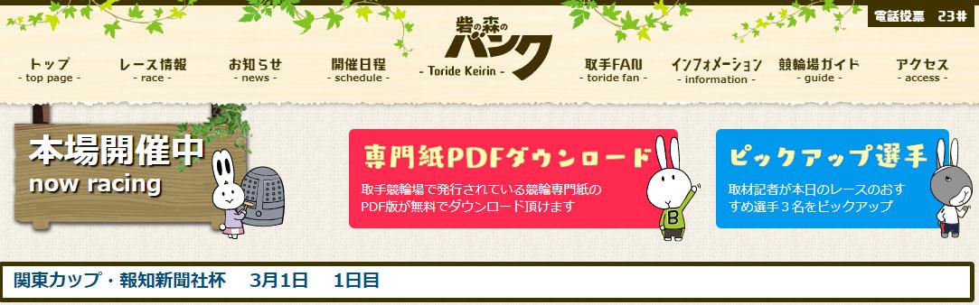 F1 関東カップ・報知新聞社杯